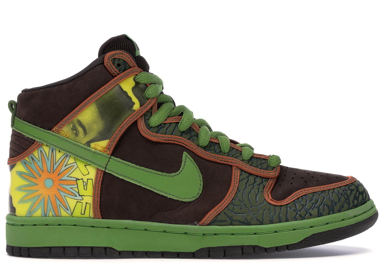 Nike Dunk SB High De La Soul (2005