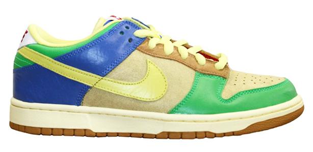 Nike Dunk SB Low Brooklyn Projects