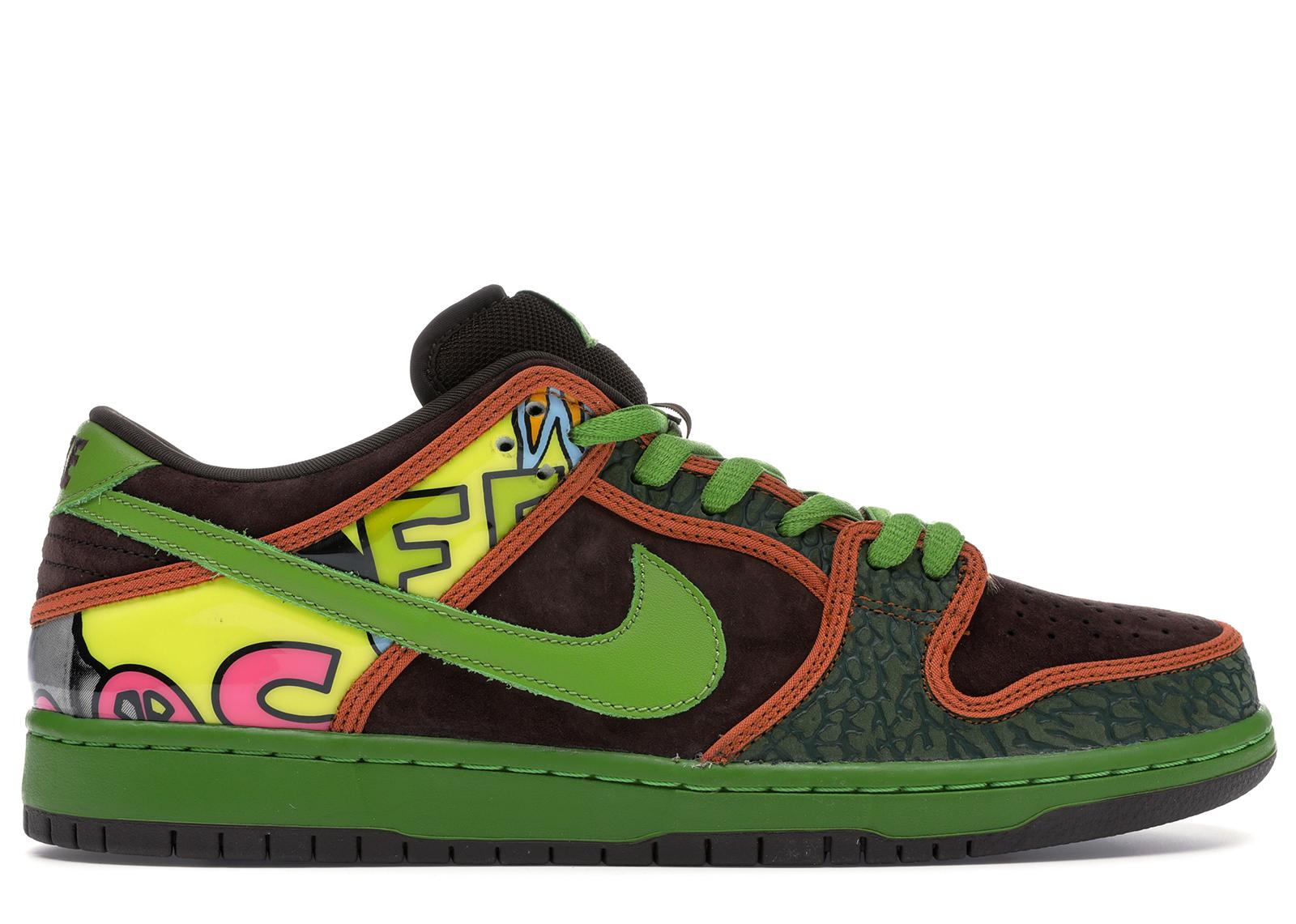 Nike Dunk SB Low De La Soul (2015