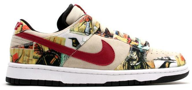 Nike Dunk SB Low Paris - 308270-111