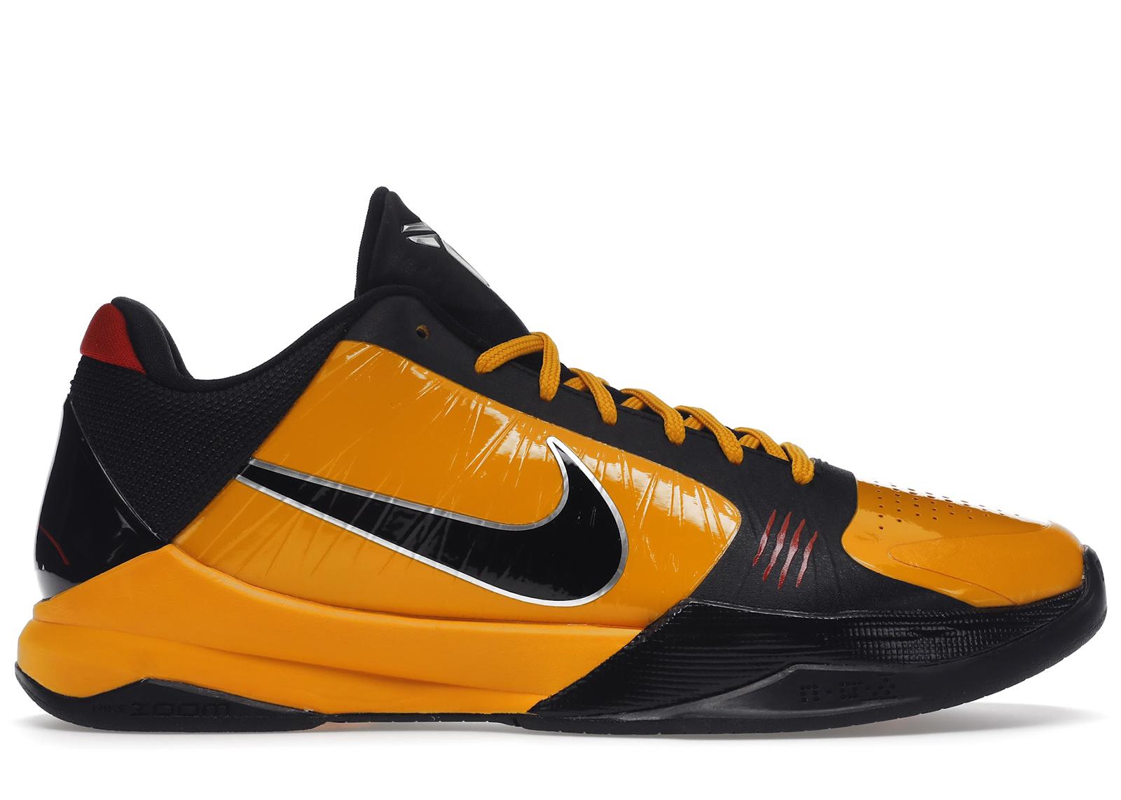Nike Kobe 5 Protro Bruce Lee - CD4991-700