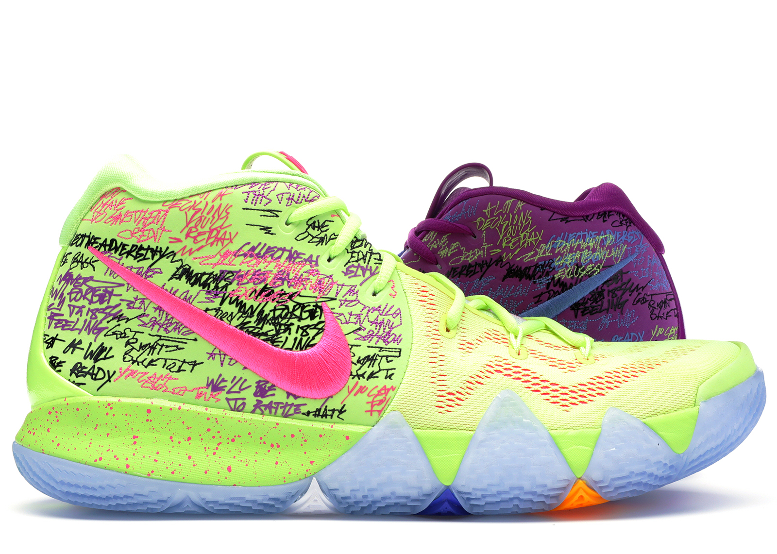 Nike Kyrie 4 Confetti - 943806-900
