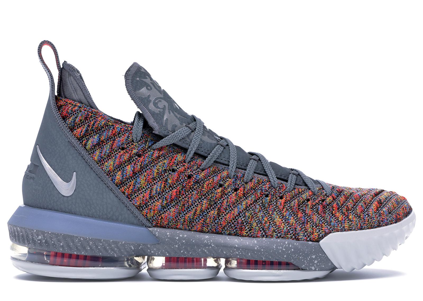 Nike LeBron 16 Multi-Color - BQ5969-900