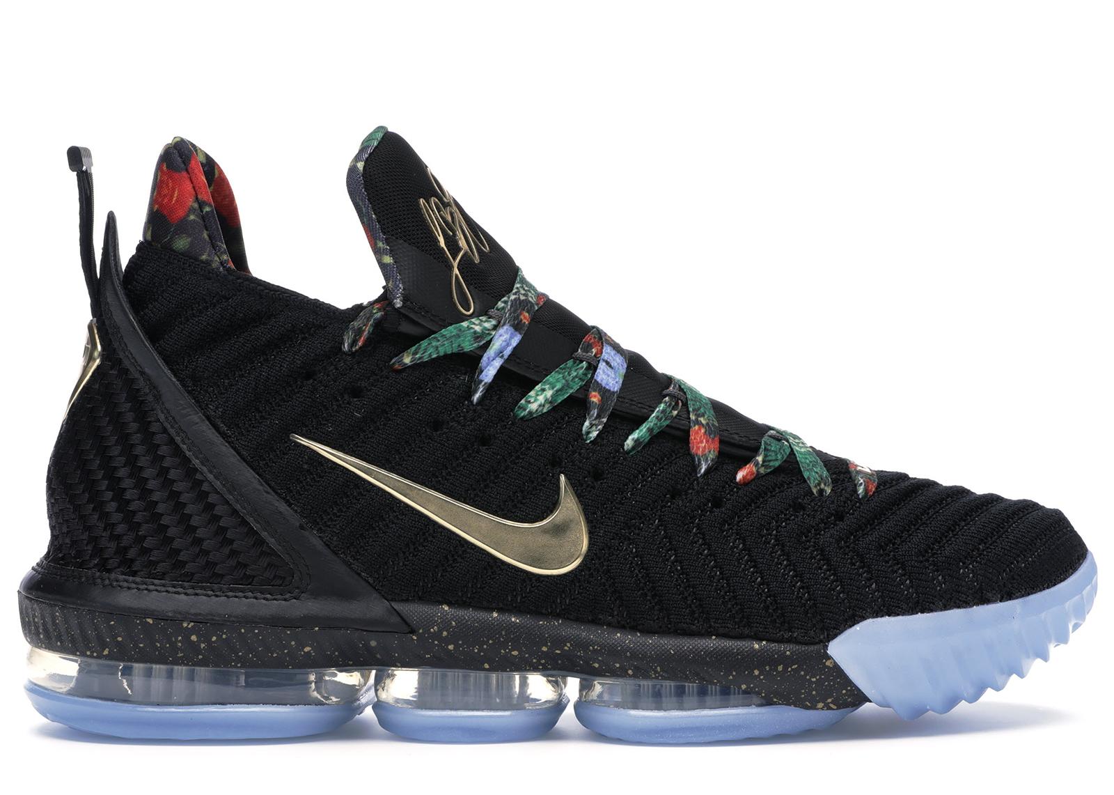 chaussure de basket nike lebron 16