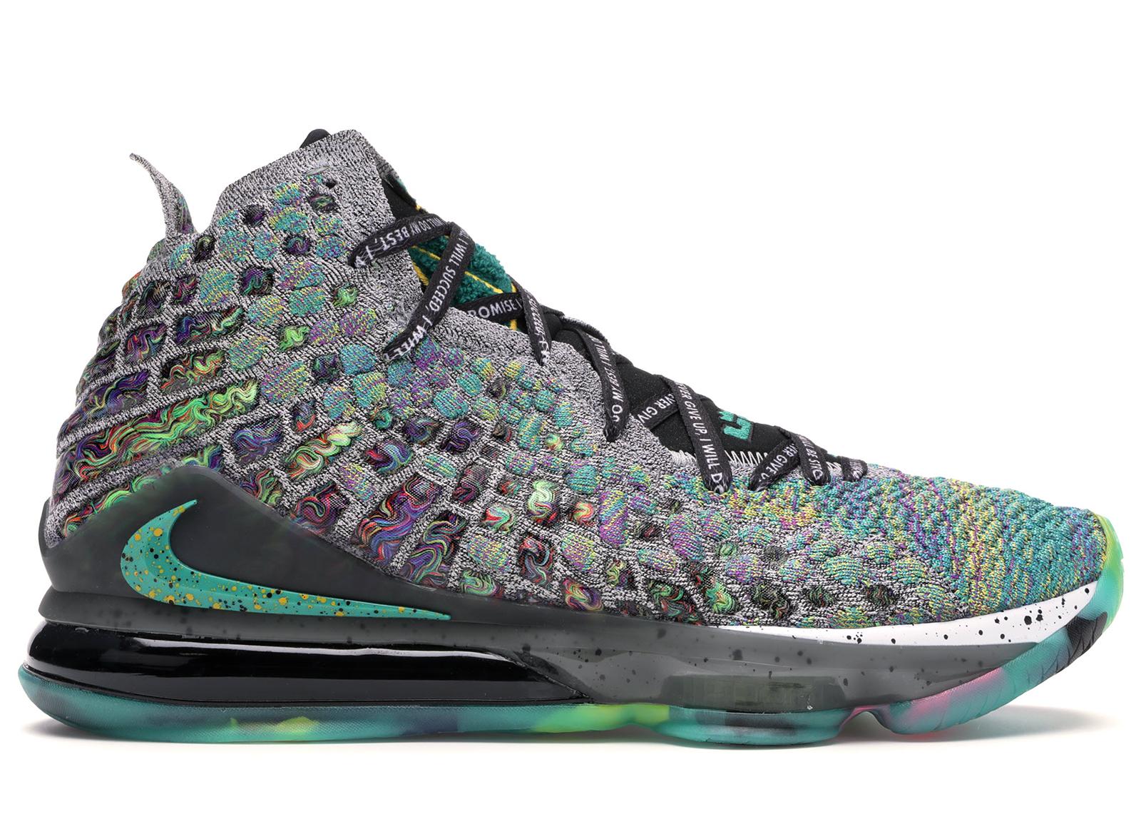 Nike LeBron 17 I Promise - CD5052-300