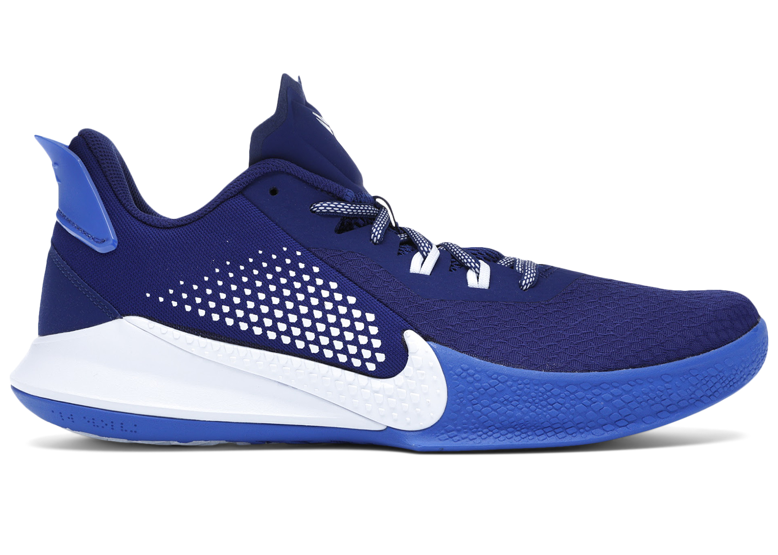 Nike Mamba Fury Deep Royal Blue (Team)