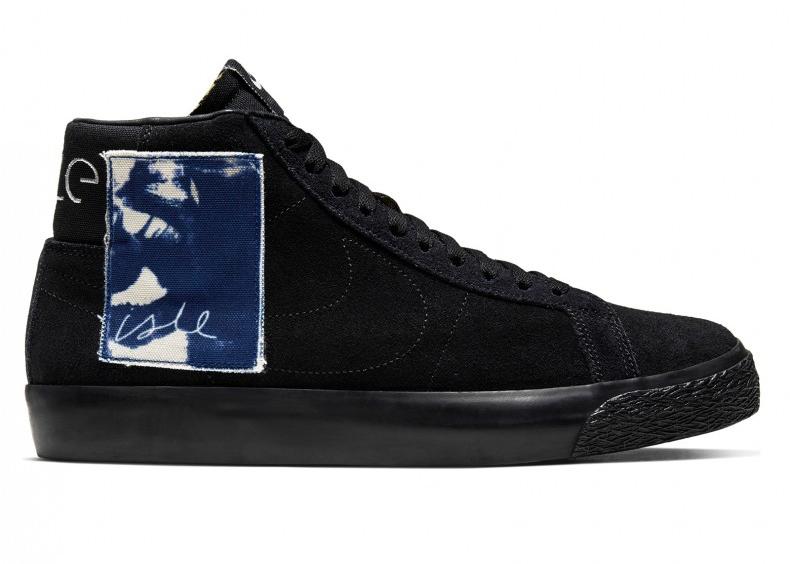 Nike SB Blazer Mid Isle Skateboards (Regular Box)