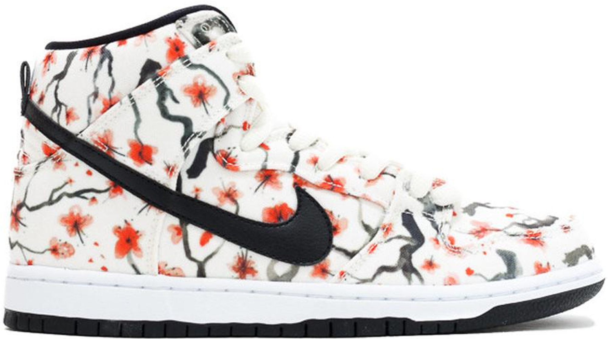 Nike SB Dunk High Cherry Blossom