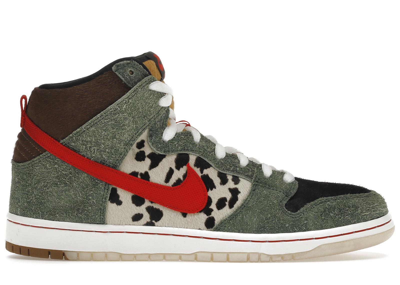 Nike SB Dunk High Dog Walker - BQ6827-300