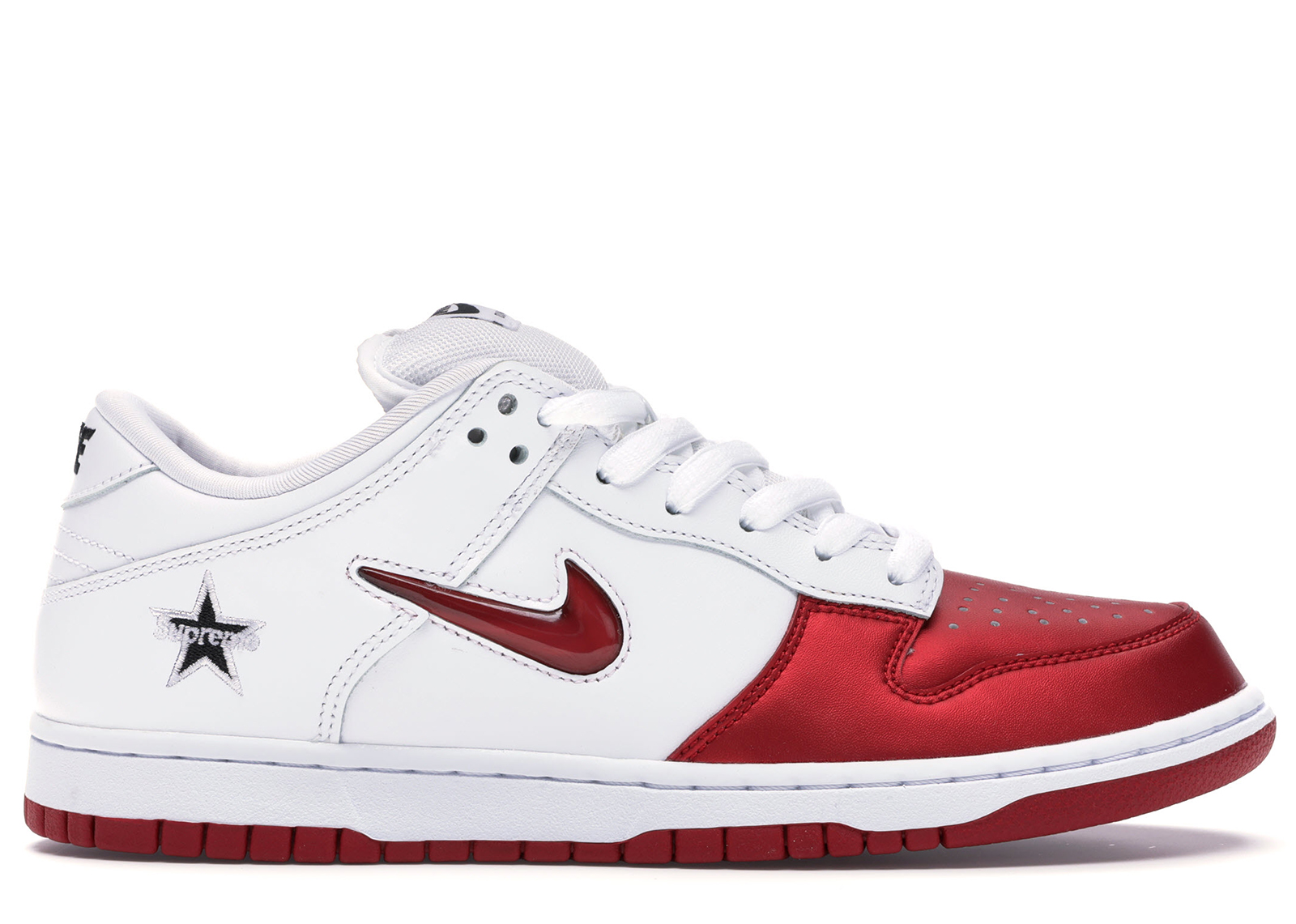 Nike SB Dunk Low Supreme Jewel Swoosh
