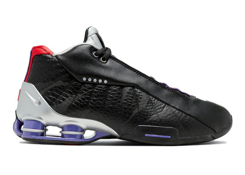 Nike Shox BB4 Raptors - CD9335-002
