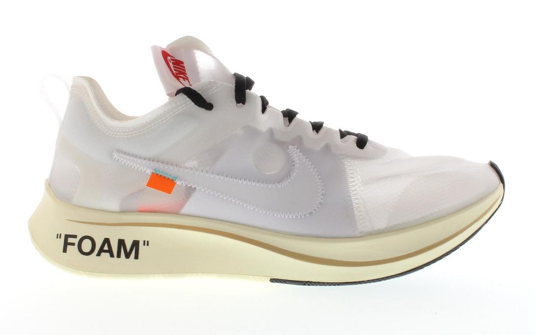 Nike Zoom Fly Off-White - AJ4588-100