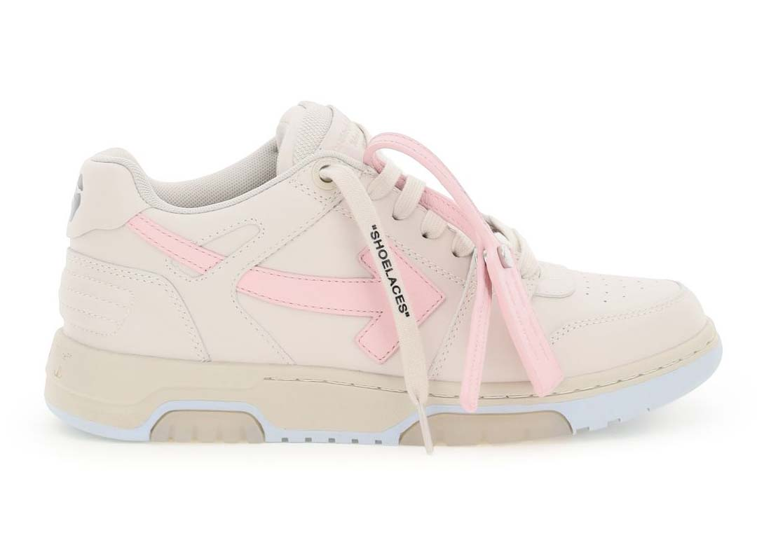 OFF-WHITE Out of Office Beige