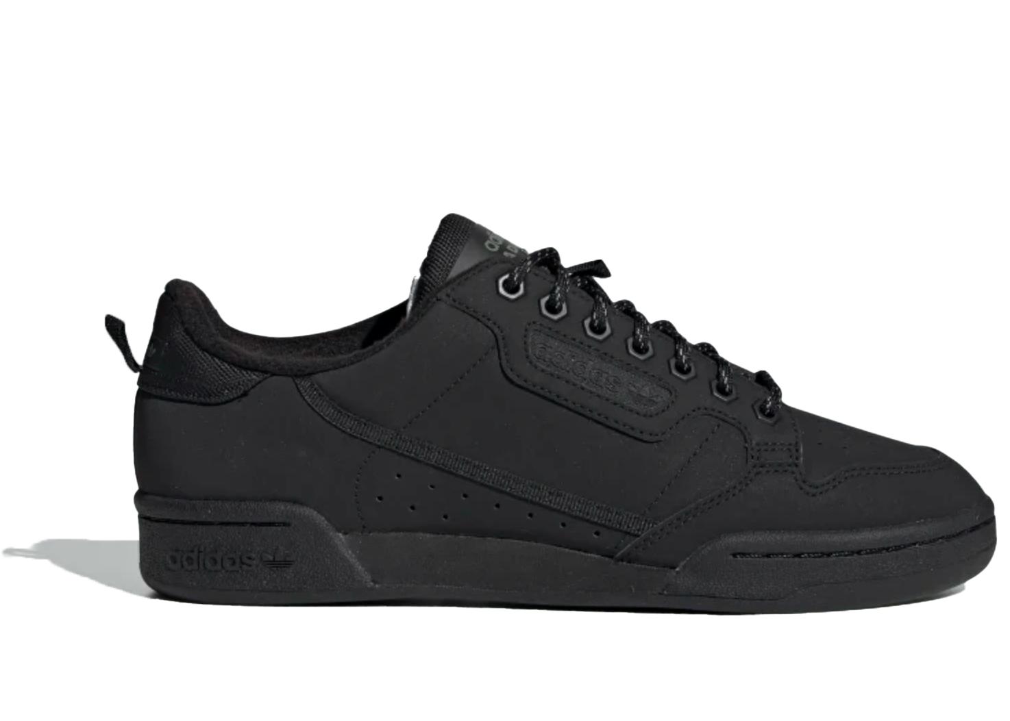 adidas Continental 80 Core Black Core
