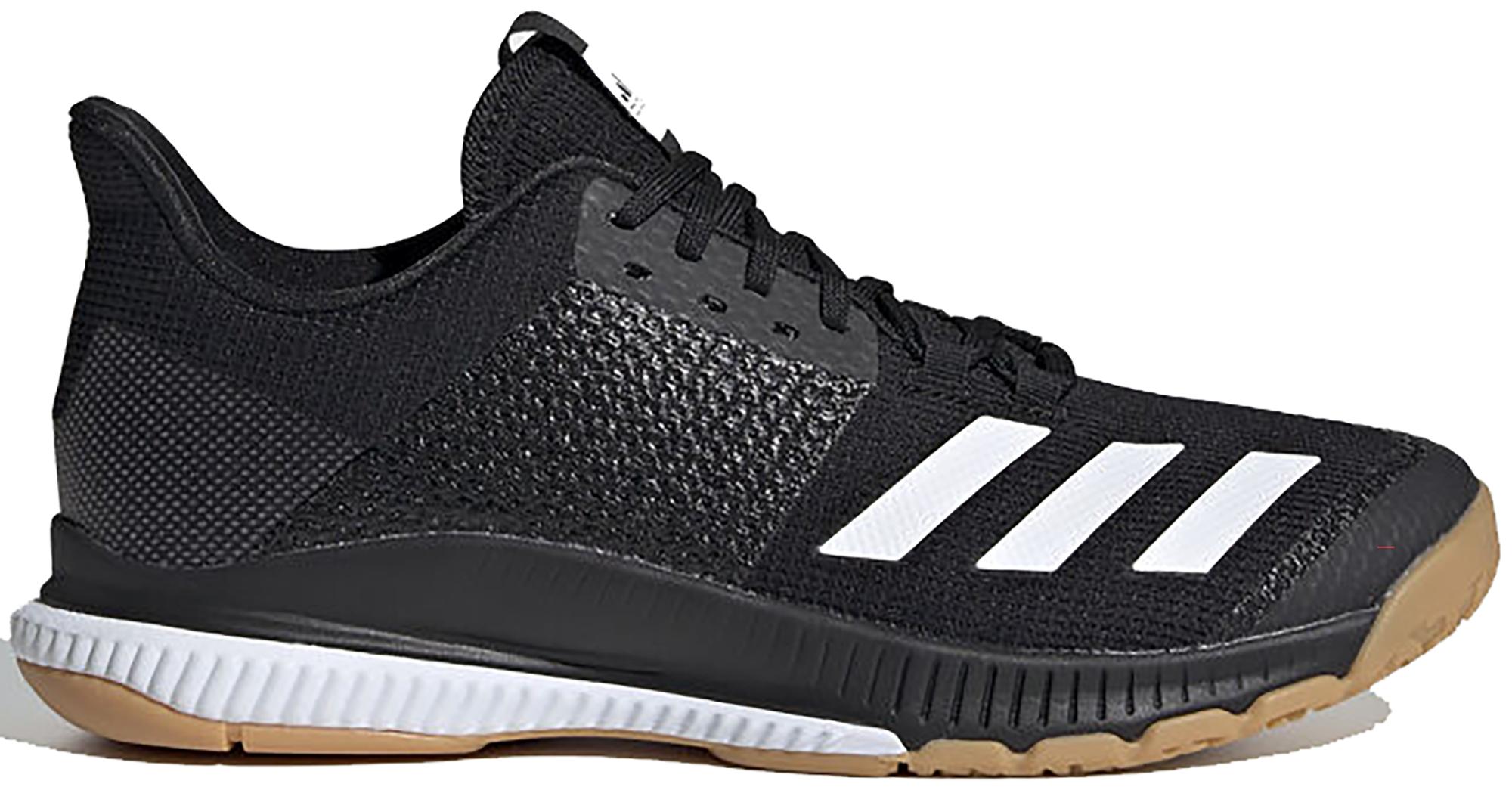 adidas Crazyflight Bounce 3 Black White