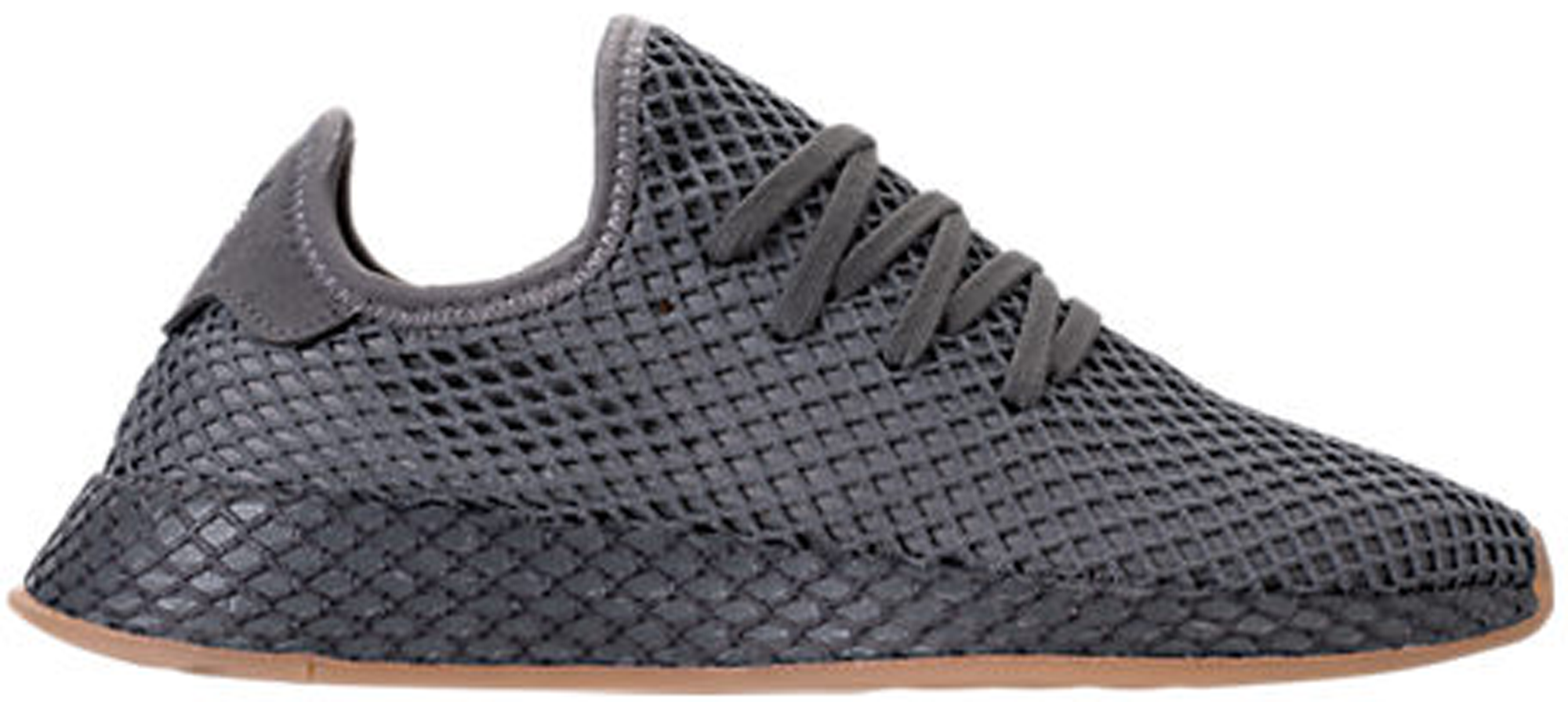 adidas Deerupt Muted Neons Grey Four