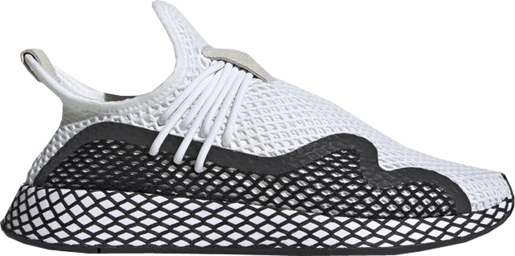 adidas Deerupt S Cloud White Core Black