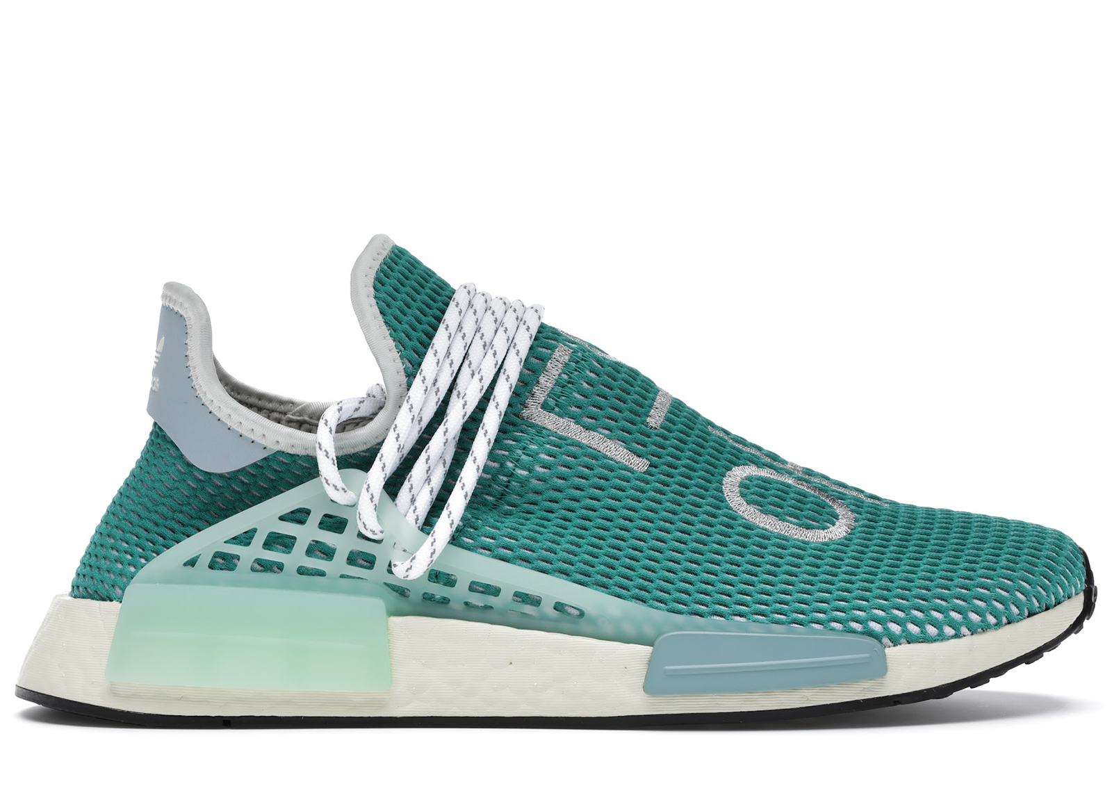adidas NMD Hu Pharrell Dash Green - Q46466
