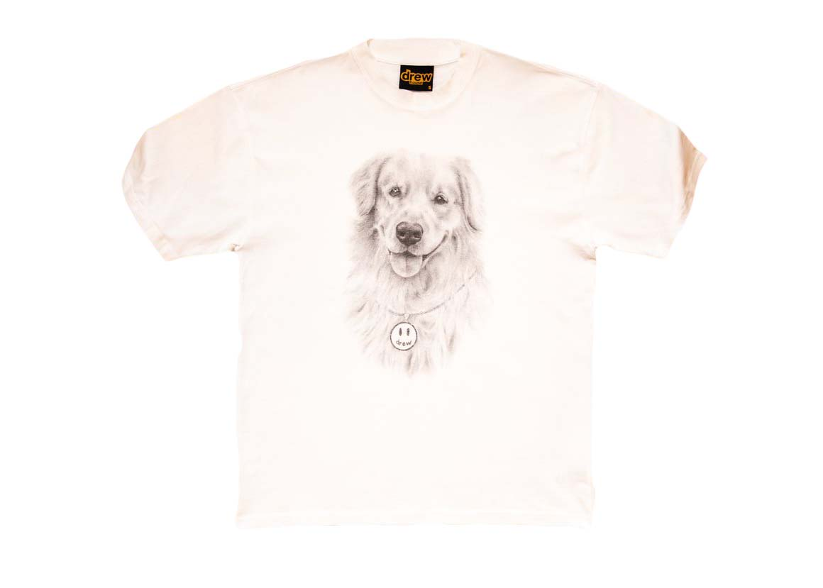 Pre-owned Drew House  Buddy Ss Tee White