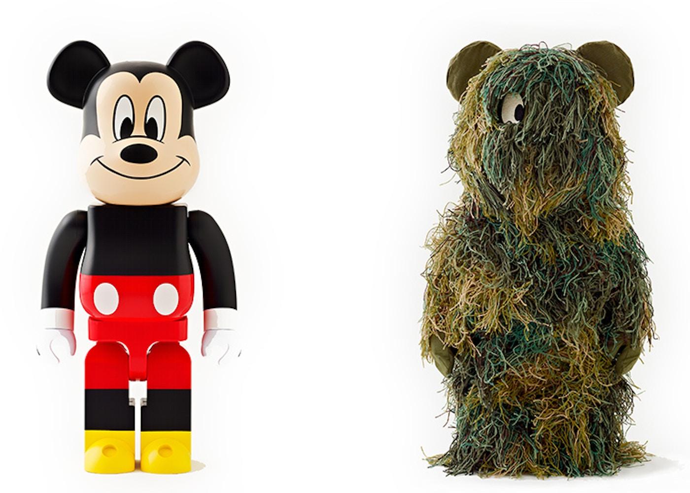 Bearbrick Readymade Mickey Mouse 1000