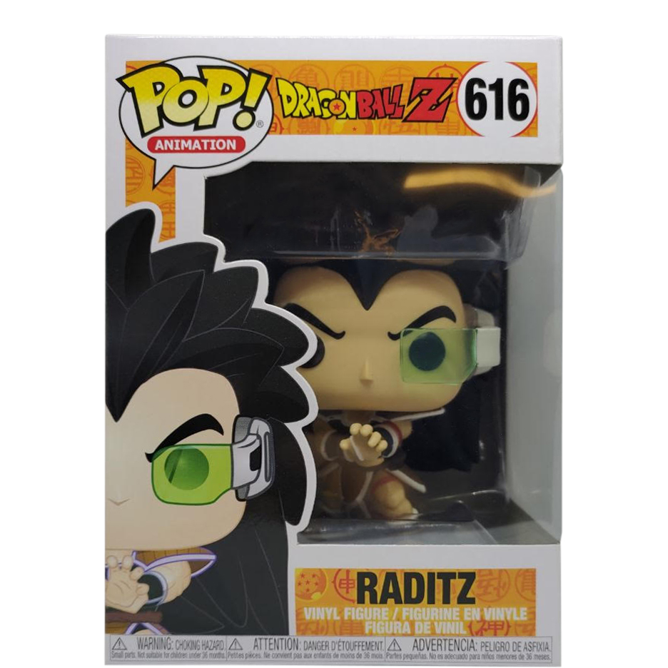 FUNKO POP RADITZ 616 DRAGON BALL Z