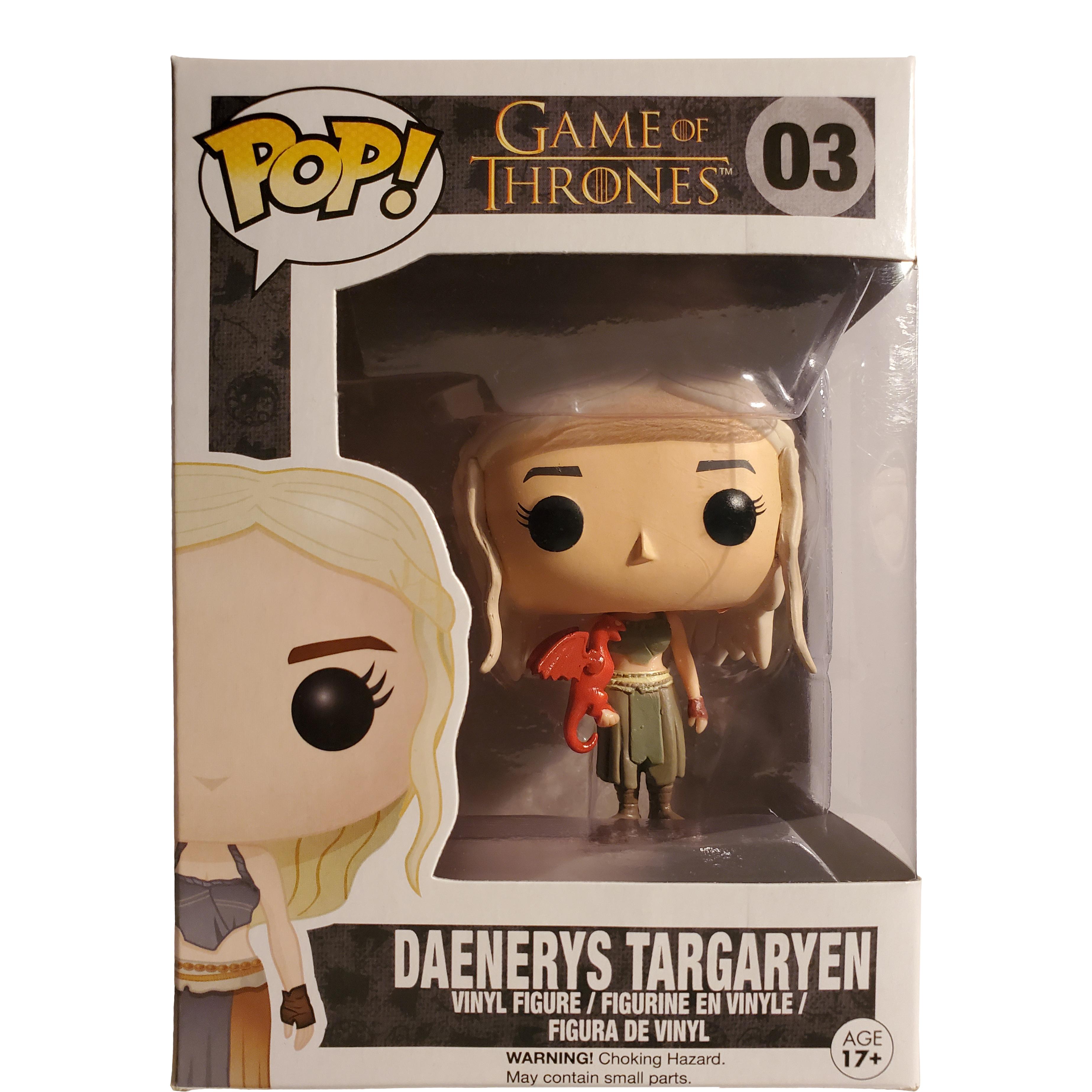 Funko Figura POP Game of Thrones Daenerys Targaryen