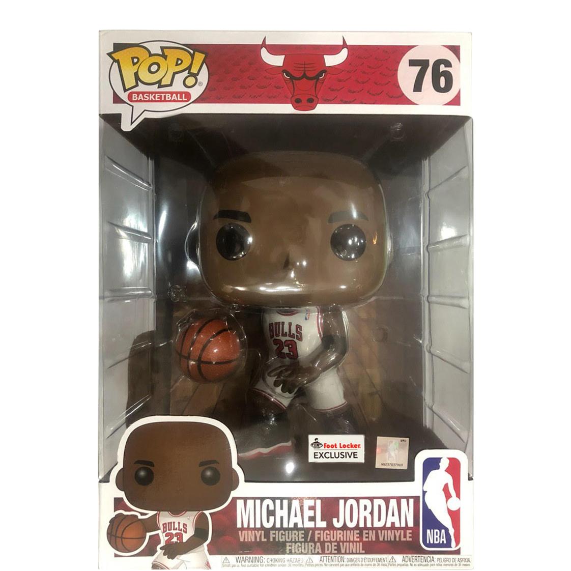 Funko Pop! NBA Michael Jordan (White