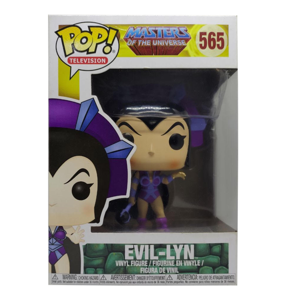 EVIL-LYN #565 FUNKO POP MASTERS OF THE UNIVERSE