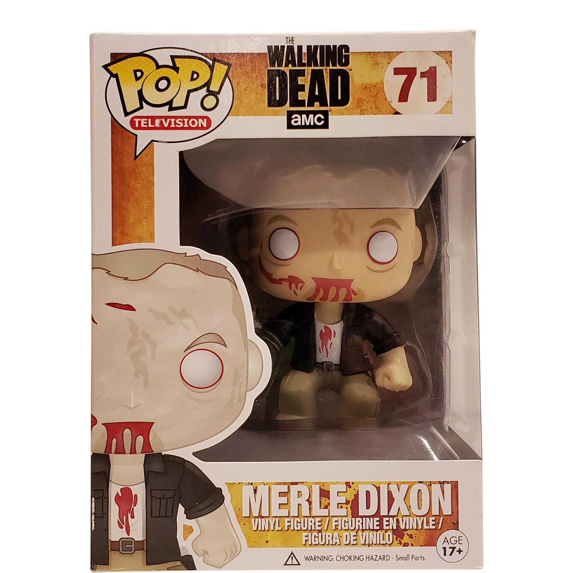 Figurine Walking Dead Daryl Dixon Pop 10cm