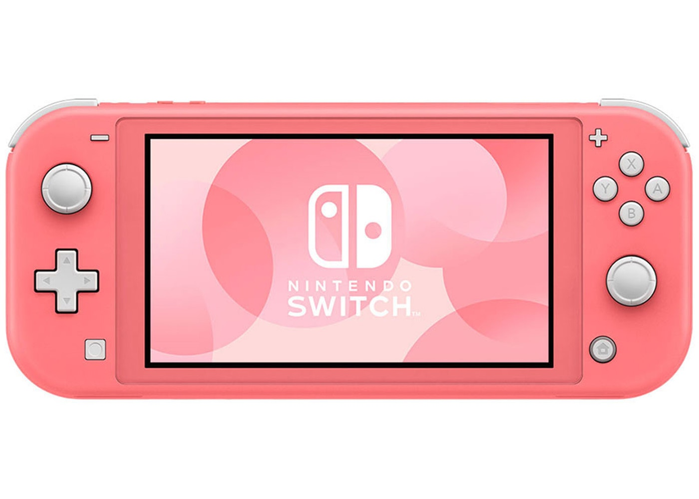 Nintendo Switch Lite Coral - US Charger (HDHSPAZAA) -