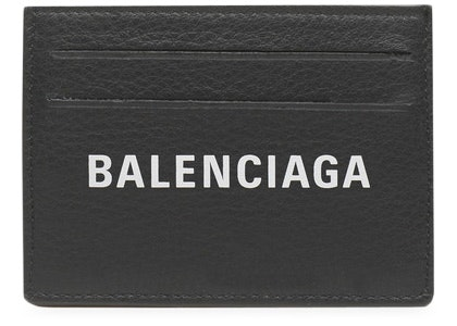 Balenciaga Everyday Multi Card Black