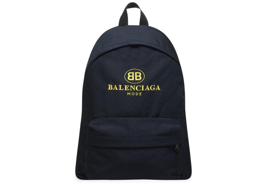 Balenciaga Explorer Backpack BB Mode