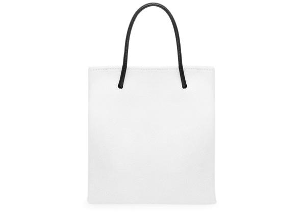 balenciaga paper bag tote