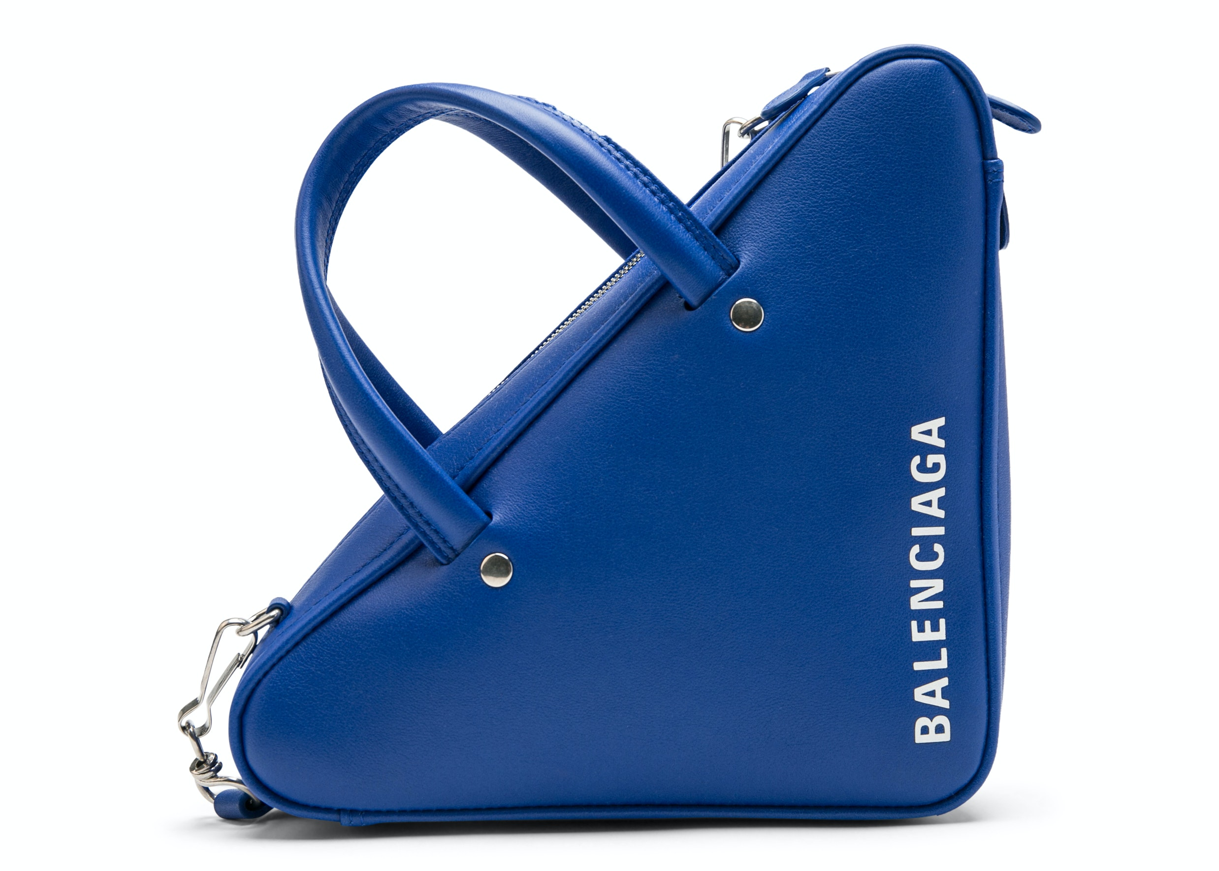 Balenciaga Triangle Duffel XS Royal Blue