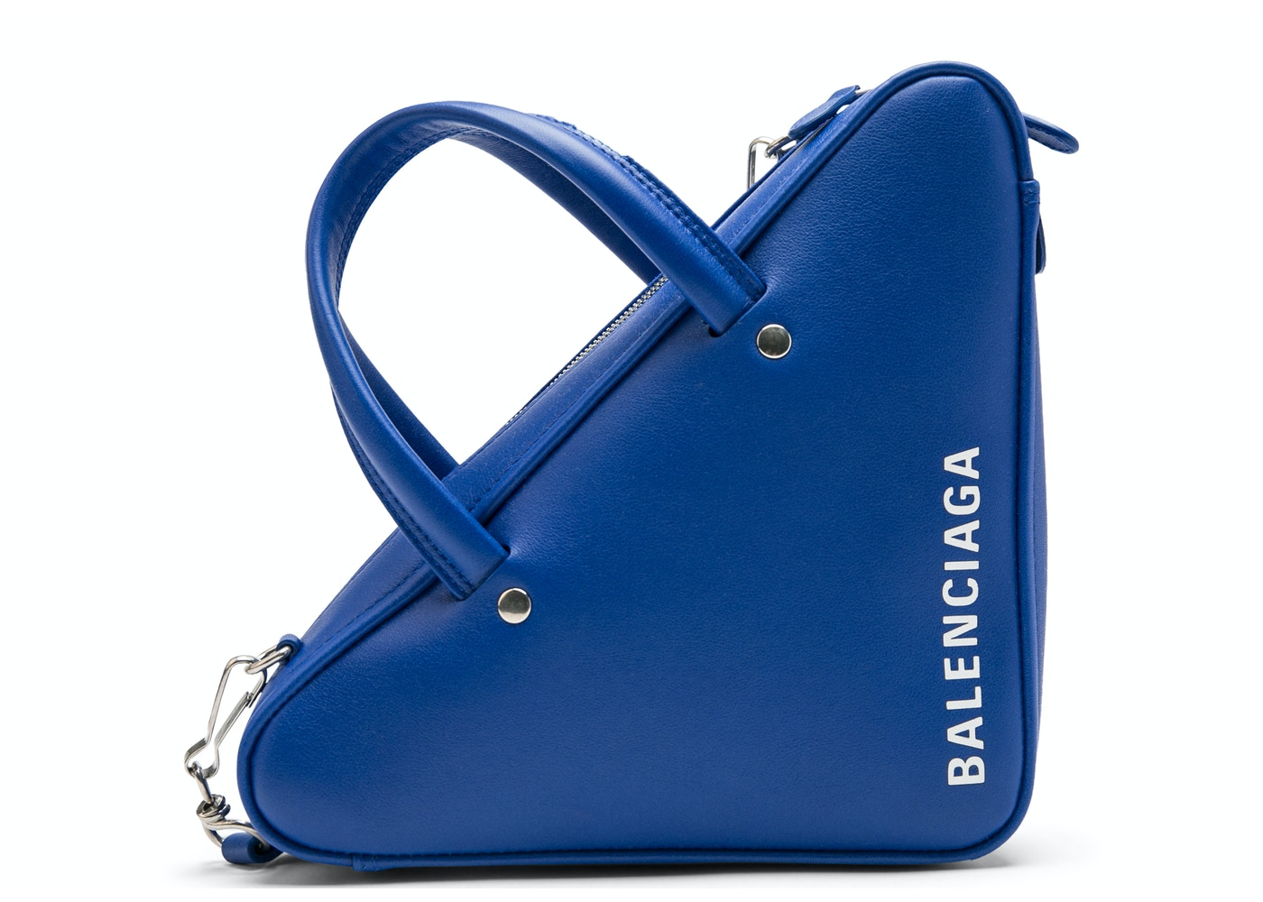 6a9f5aee707f Balenciaga Triangle Duffel XS Royal Blue. XS Royal Blue