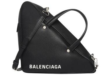 Balenciaga Triangle Duffle XS Black