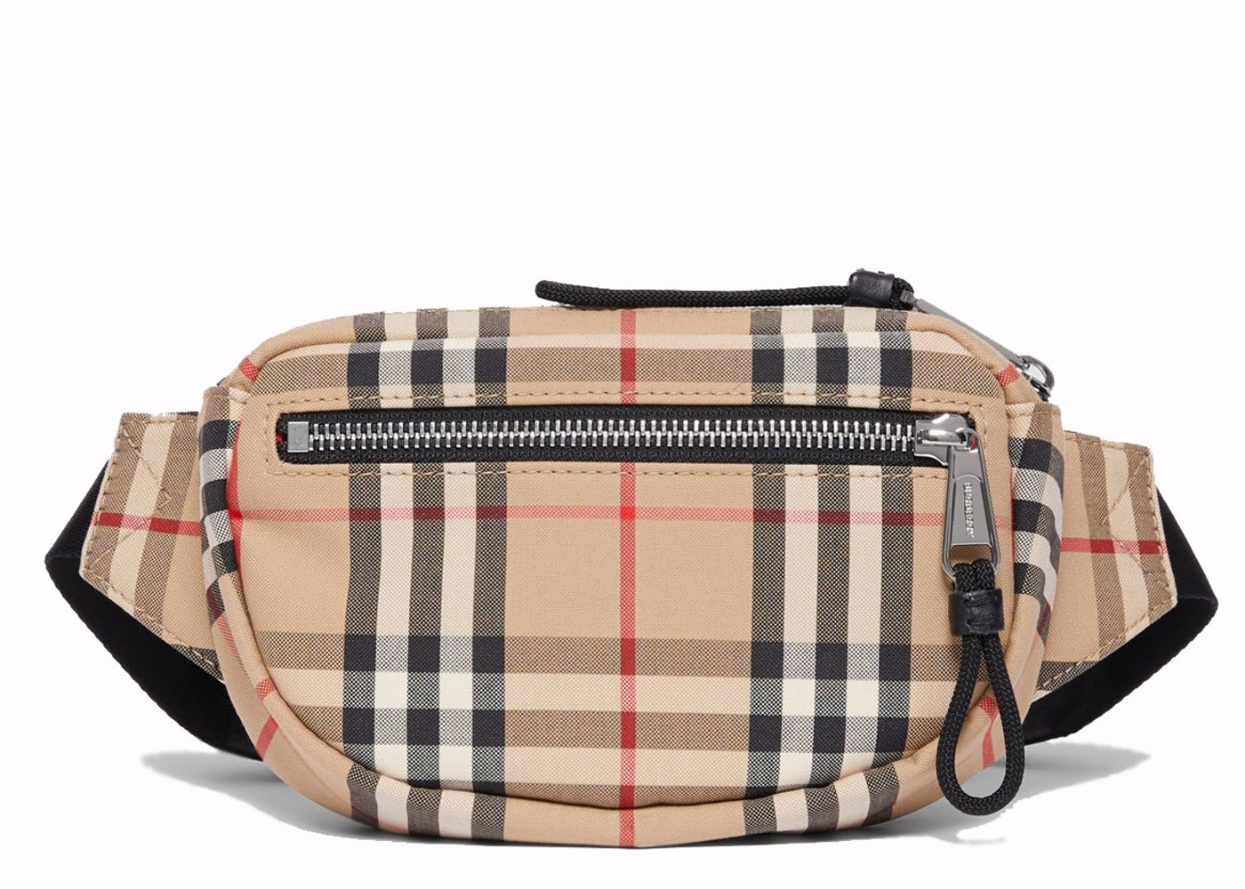 Burberry Cannon Bag Vintage Check