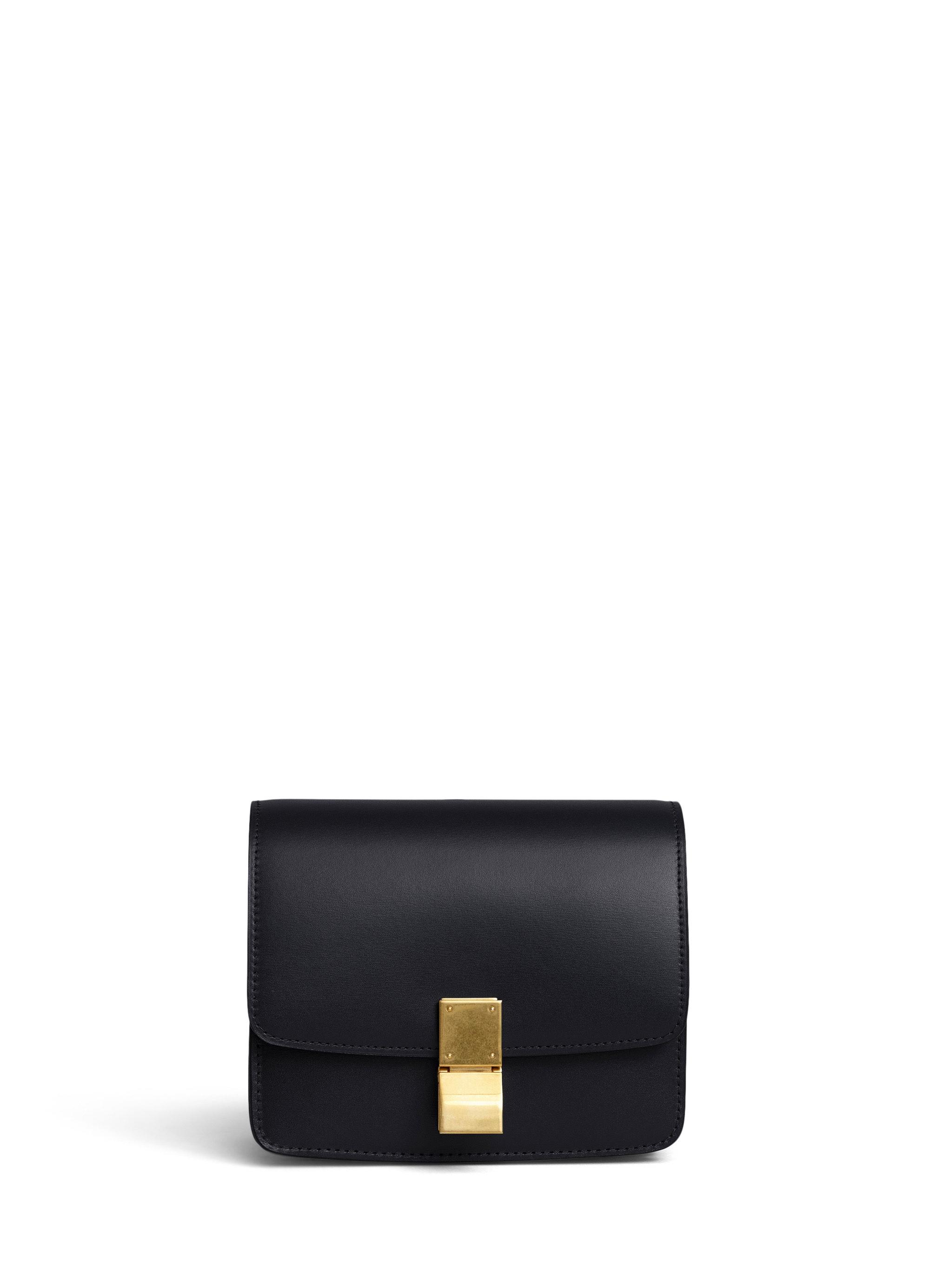 Celine Classic Box Small Black