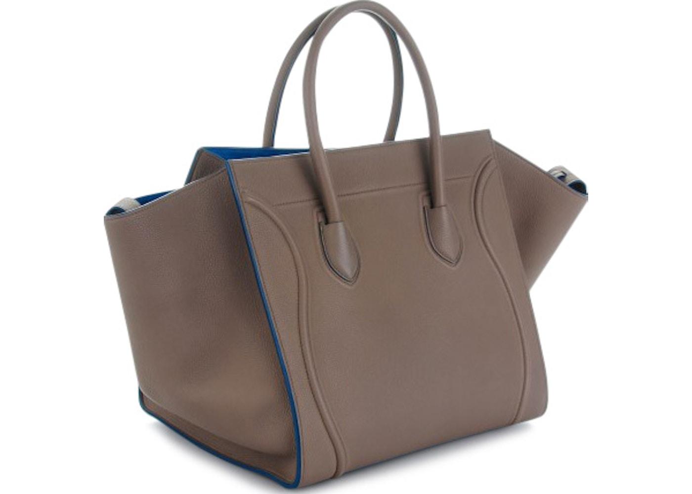 b9db435f8695 Sell. or Ask. View All Bids. Celine Luggage Gold-Tone Medium Phantom Taupe