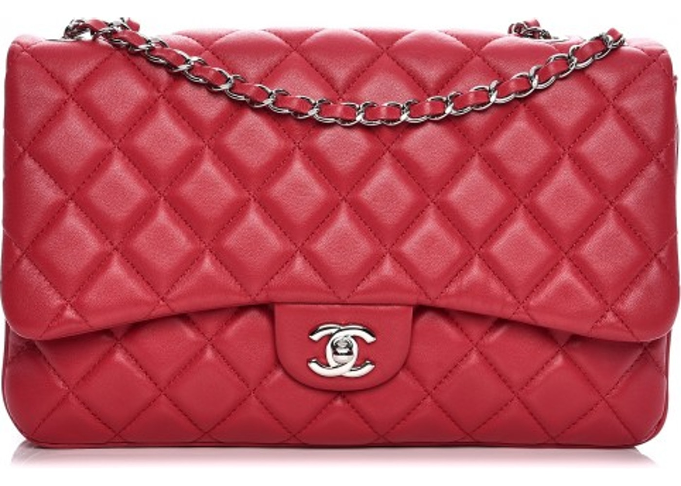dd41cc0dd26e Chanel 3 Flap Quilted Jumbo. Quilted Jumbo