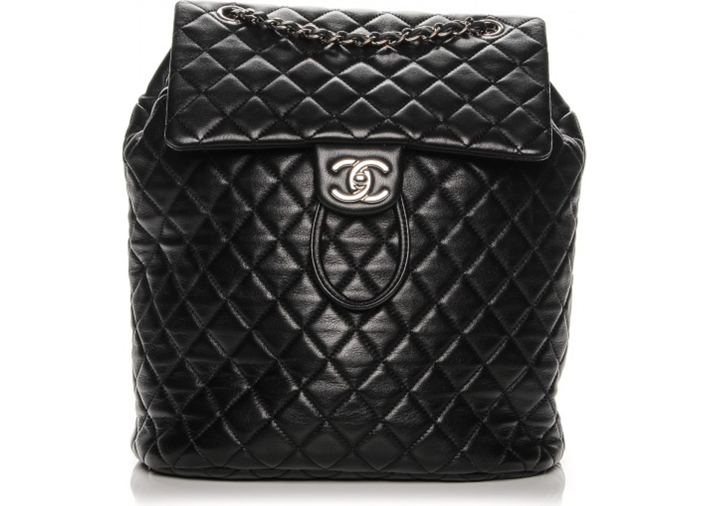 1c31d2522016 Chanel Urban Spirit Backpack Diamond Quilted Large. Diamond Quilted Large
