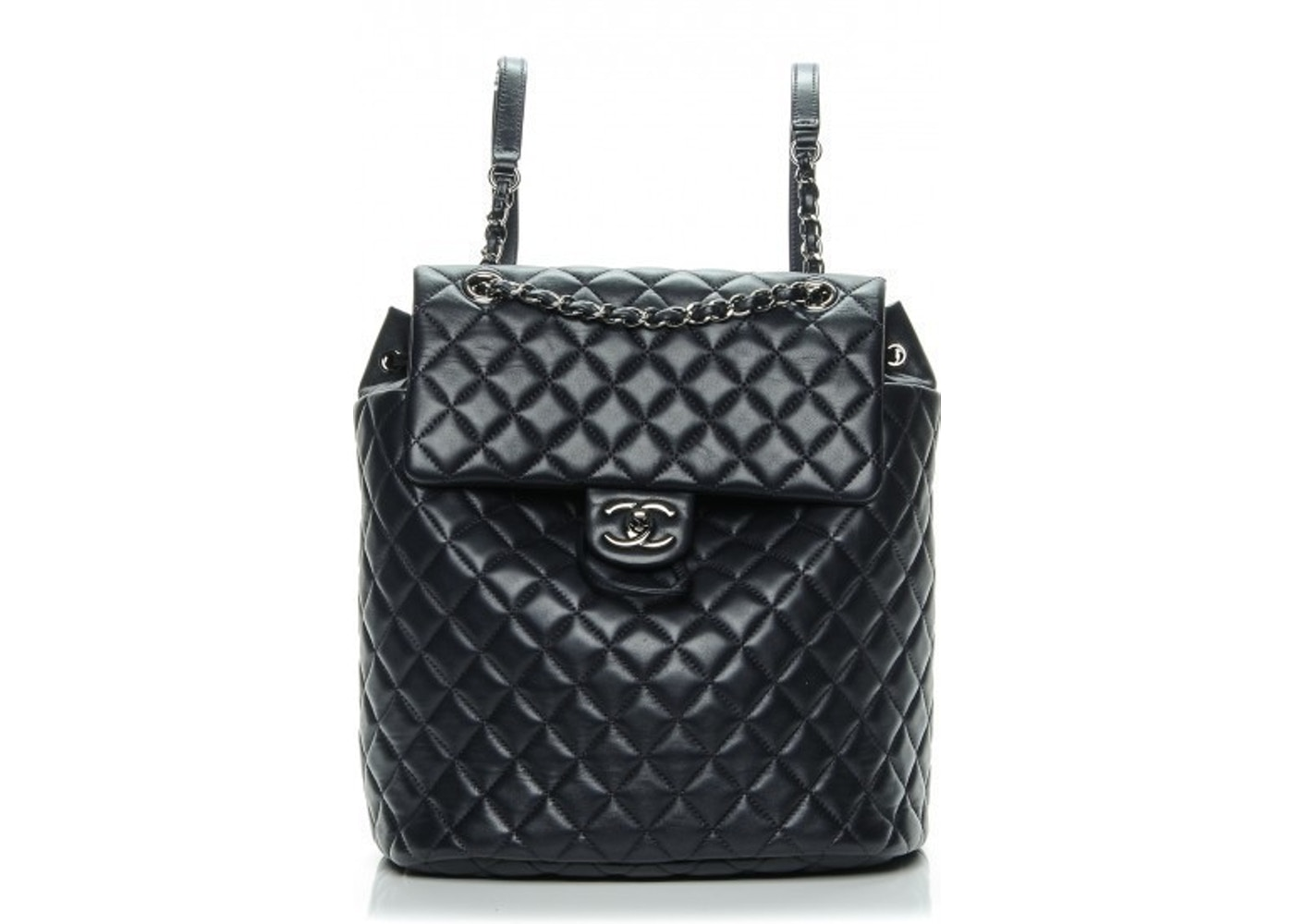 1d8a47e94be2 Sell. or Ask. View All Bids. Chanel Urban Spirit Backpack Diamond Quilted  ...