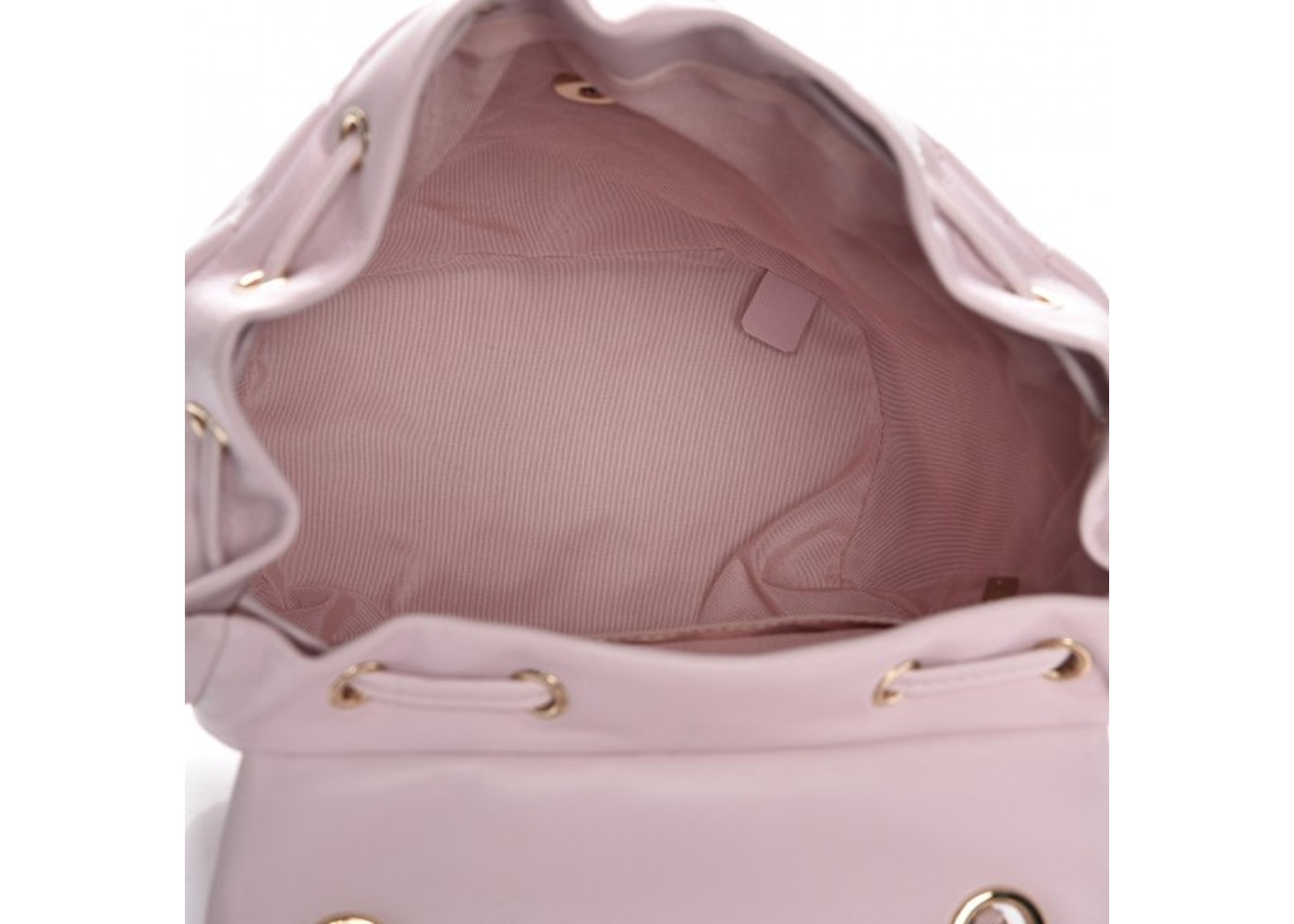 1291f76bb158 Chanel Urban Spirit Backpack Quilted Diamond Small Light Pink