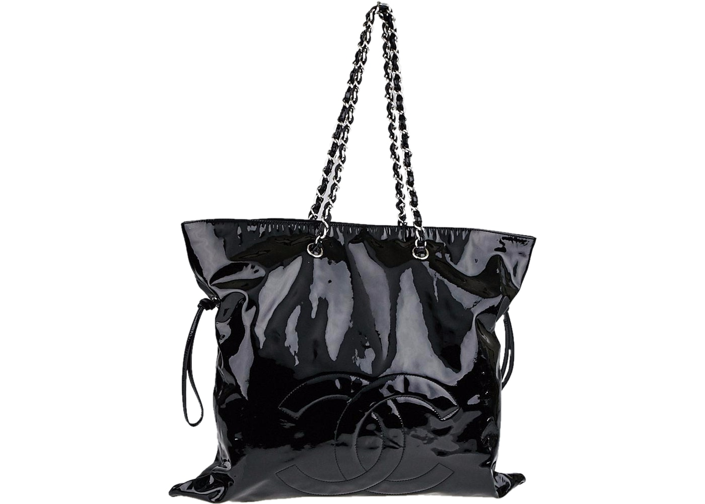 20735f9363f7 Sell. or Ask. View All Bids. Chanel Bon Bon Tote large Black