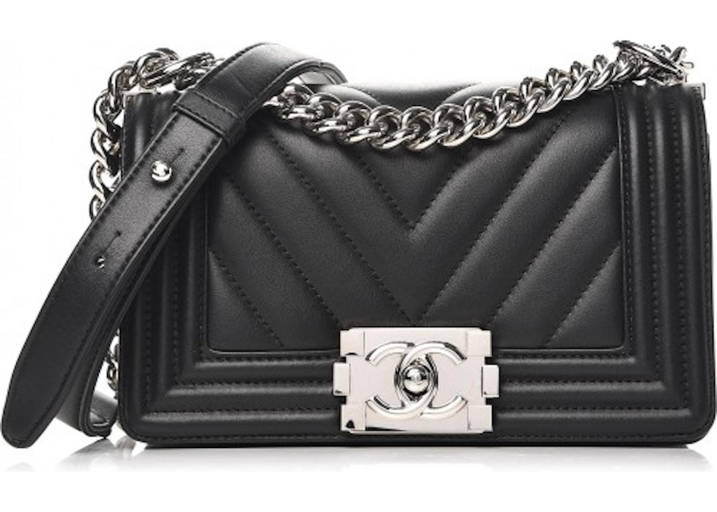 Small Grey Chanel Bag