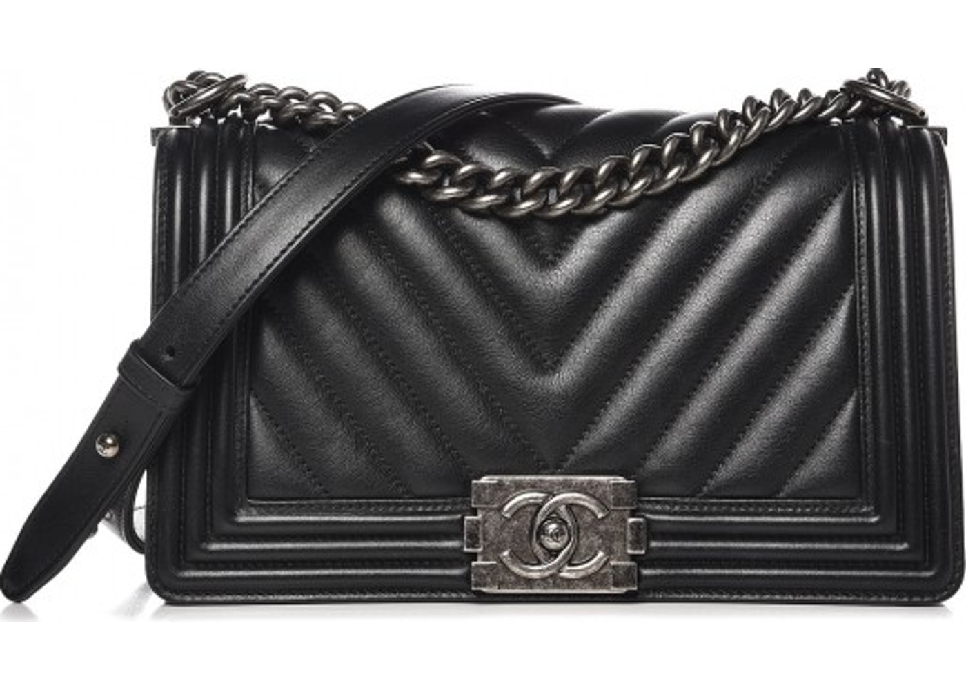 c77c13be9d5965 Buy & Sell Chanel Boy Handbags - Most Popular