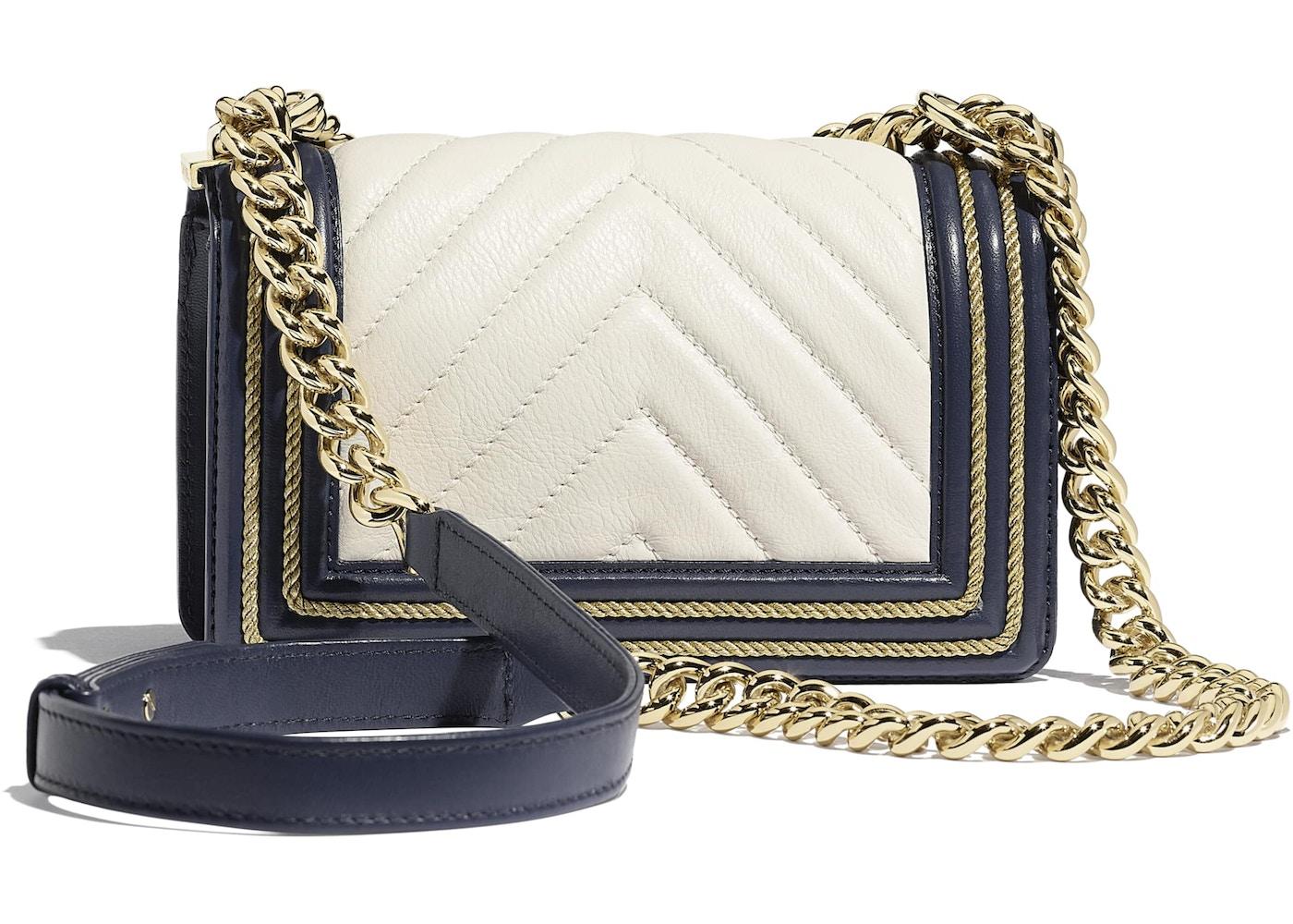 3d5e96b1eb48e5 Buy & Sell Chanel Boy Handbags - New Highest Bids