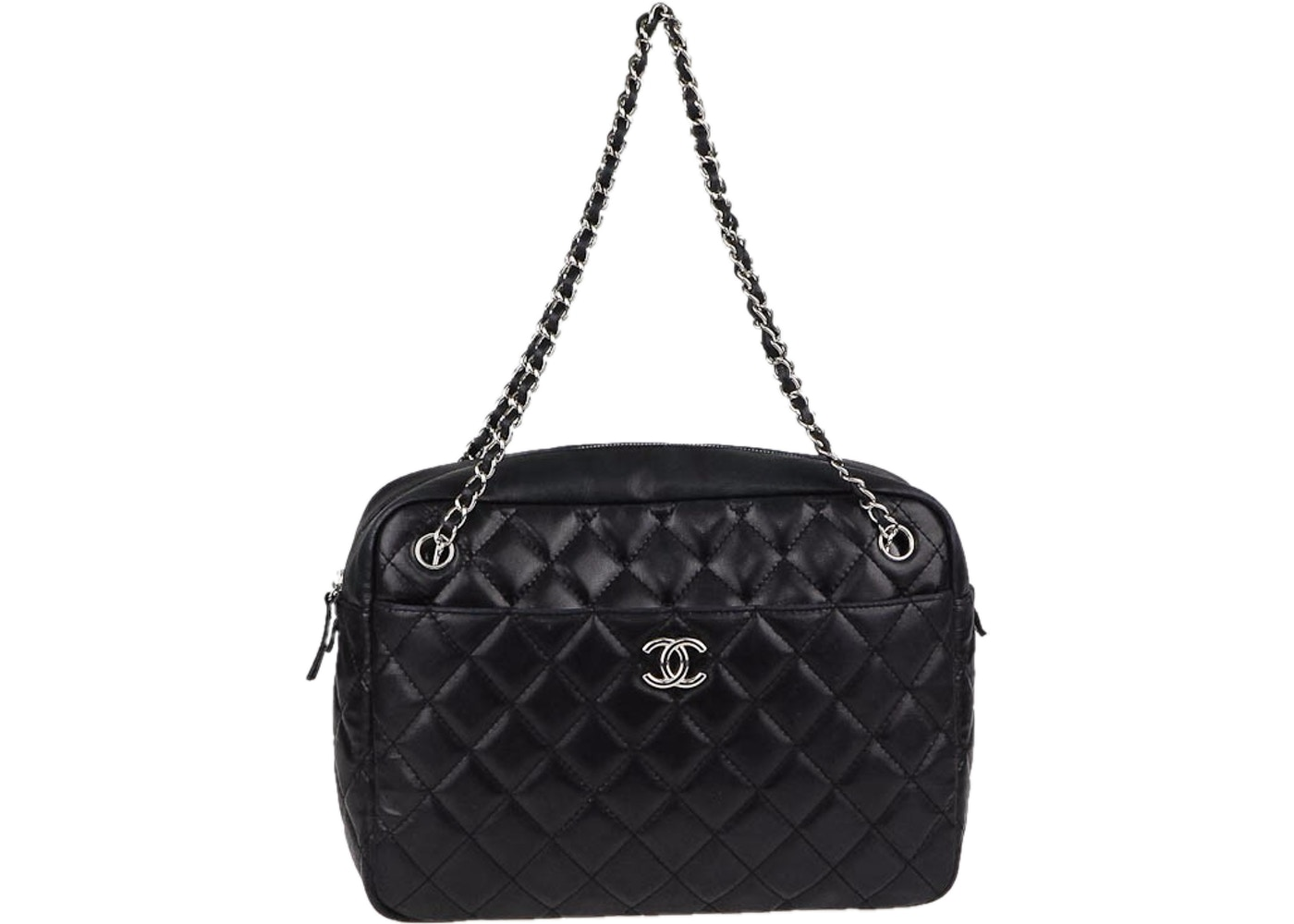a1f42159d9dc84 Sell. or Ask. View All Bids. Chanel Camera Bag Quilted Large Black