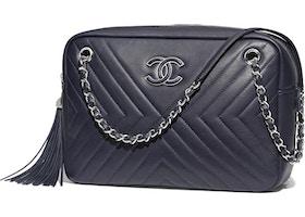 41dbc097e968 Buy & Sell Chanel Camera Handbags - New Highest Bids