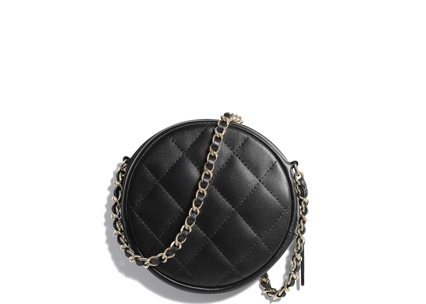 f2bd5dc09041 Sell. or Ask. View All Bids. Chanel Classic Clutch With Chain Quilted  Lambskin Gold-tone Black
